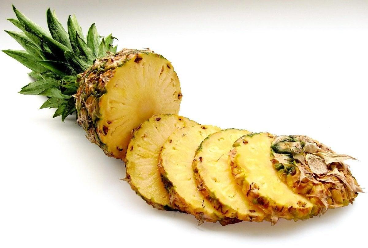 在中共突然禁止台灣菠蘿銷往大陸後,美國、加拿大和日本在台單位都在社交媒體上發表圖文,力挺台農。此為菠蘿的示意圖。(Pixabay)