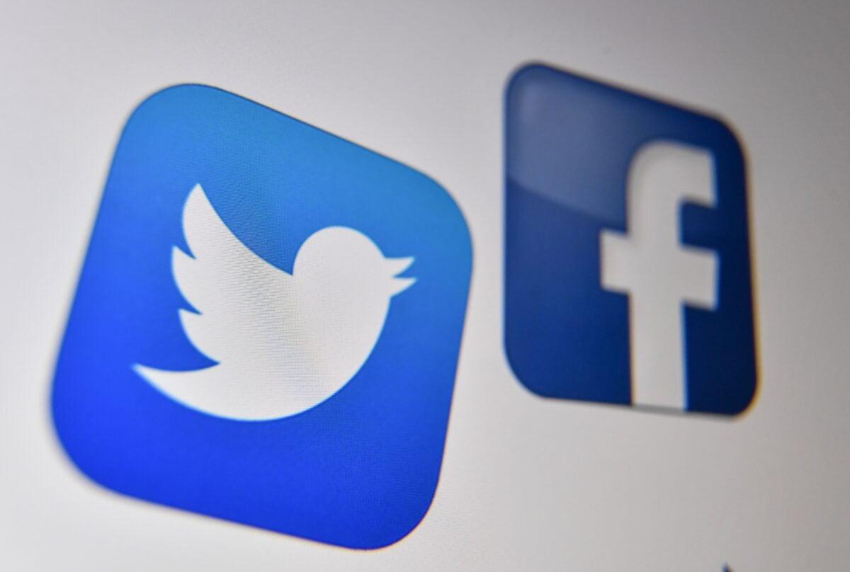 由左派經營的大型科技公司正在剝奪美國人自由溝通和交流想法的權利。(Denis Charlet/AFP via Getty Images)