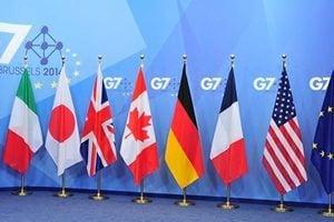 G7峰會宣言 擬將首度提及台灣海峽重要性