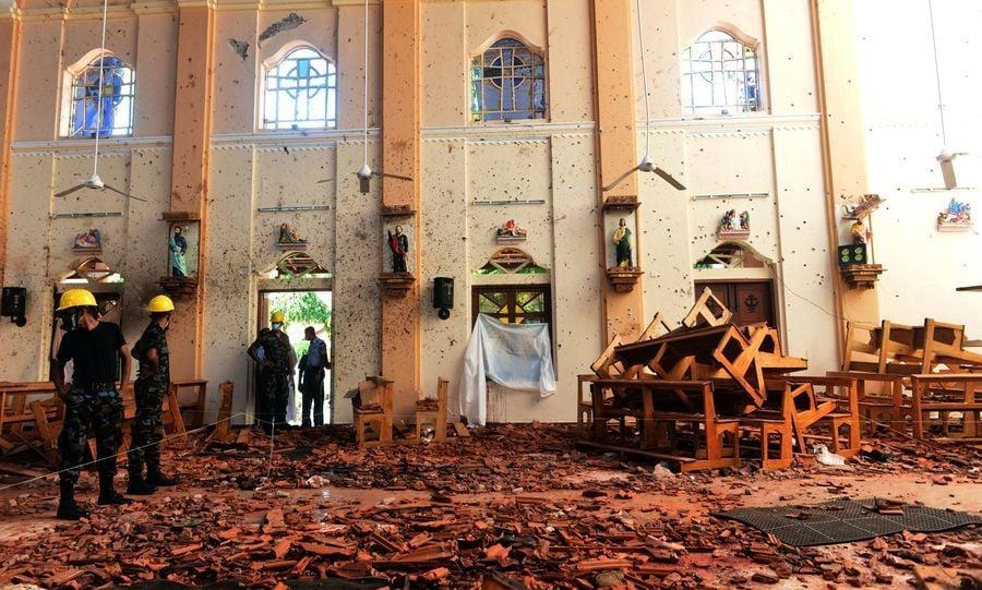 斯里蘭卡連環爆 政府指襲擊者有外國聯繫