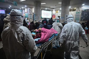 起訴政府 中共肺炎病逝者親屬遭中共壓制