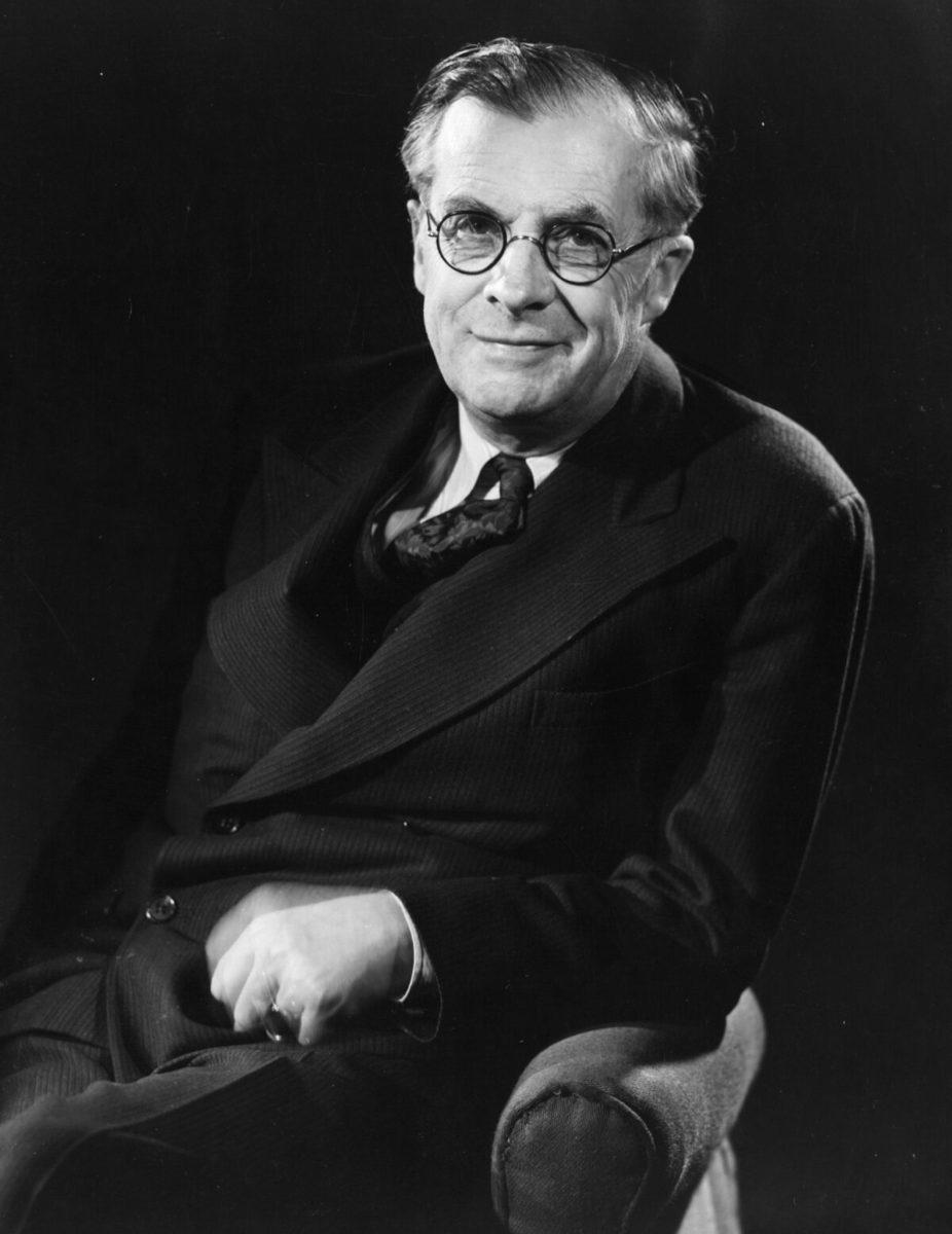 朱利安‧赫胥黎(1887-1975)是優生學的熱心倡導者,其理念是通過從種族基因庫中去除「不良個體」來改善人類。(Baron/Getty Images)