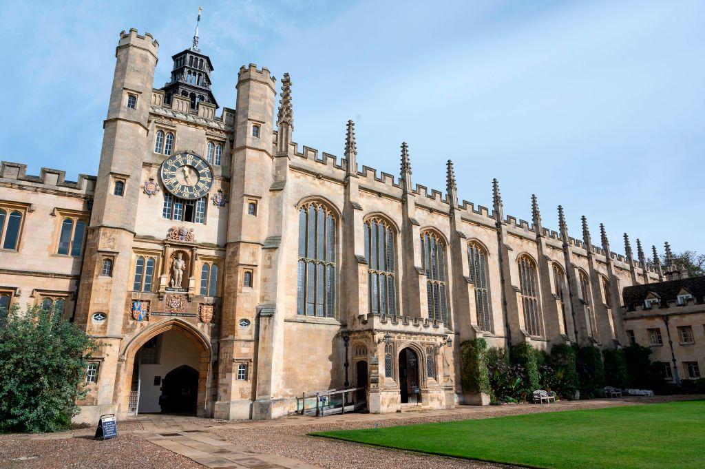 劍橋大學。(JUSTIN TALLIS/AFP via Getty Images)