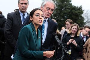 美左翼推「綠色」新計劃 充斥社會主義條款