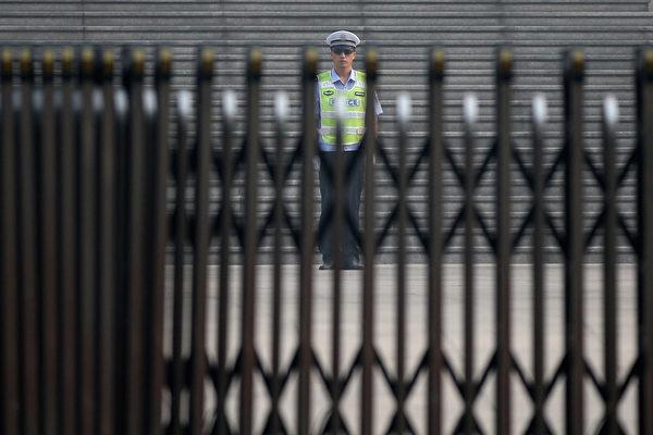 湖北咸寧三任監獄長因貪污受賄先後成階下囚,可謂前「腐」後繼。圖為示意圖。 (Feng Li/Getty Images)