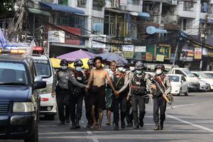 東盟與緬甸軍政府達協議 以結束暴力