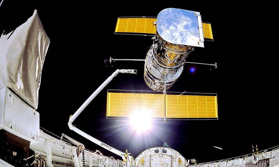 哈勃望遠鏡故障逾1個月 NASA宣佈成功修復