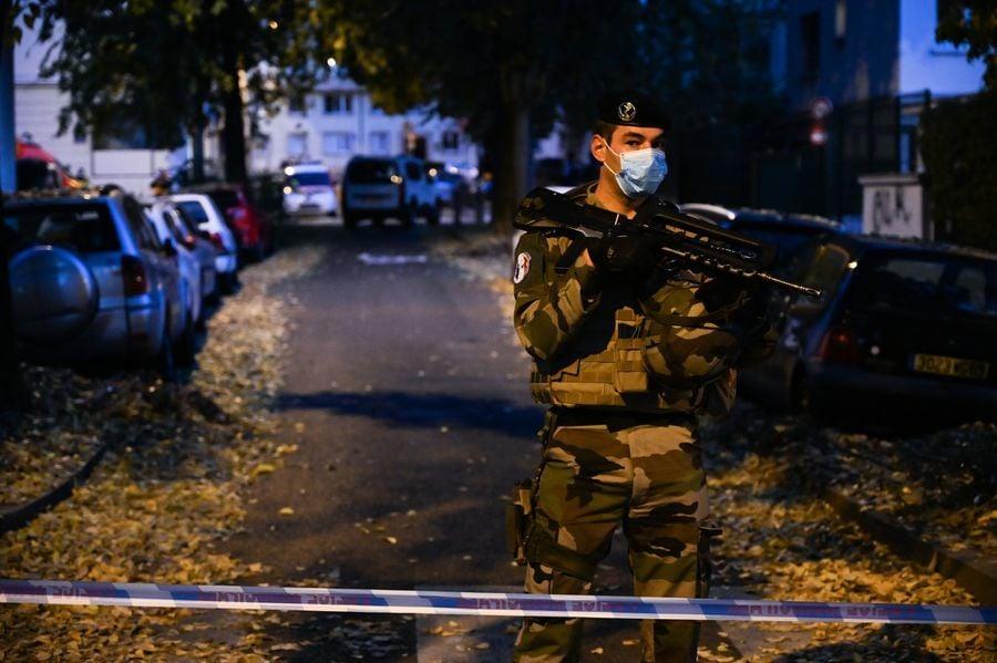 法國再發生襲擊案 神父重傷 兇手在逃