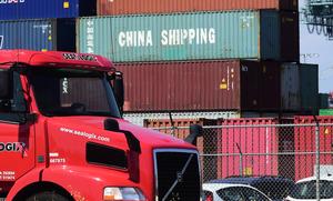 中國4月出口意外下跌 貿易戰衝擊有多大