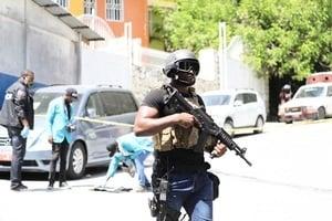 海地總統被殺內幕:職業殺手團近30人行兇
