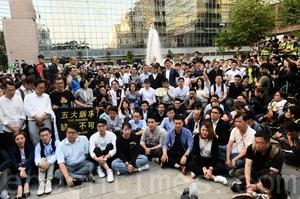 香港區選結果震驚北京 林鄭去留再成話題
