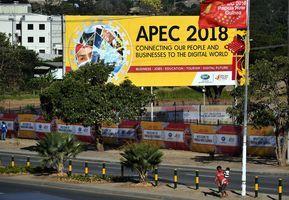 APEC峰會 中共代表團阻外媒採訪惹眾怒