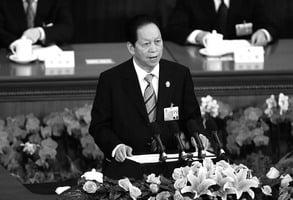 中共前最高法院長肖揚去世 曾被舉報涉巨貪