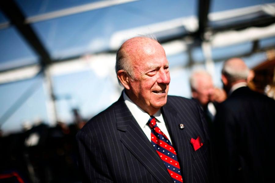 美國前國務卿舒爾茨去世 曾揭示對台六項保證