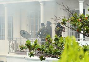 斯里蘭卡連環爆炸攻擊已致290死 24疑犯被捕