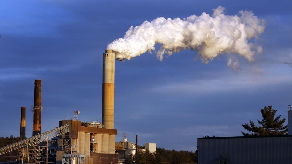 加拿大自由黨聯邦政府在2019年開始實行碳排放稅(碳稅)。(加通社)