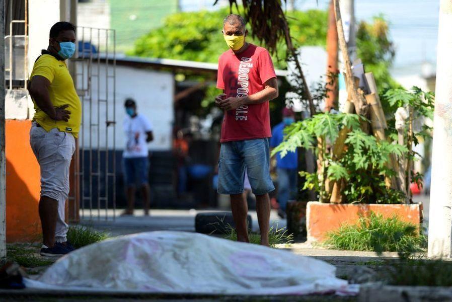 【疫情透視】無人收屍 厄瓜多爾為何疫情嚴重