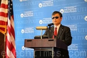陳光誠:特朗普應對北京的策略是正確的
