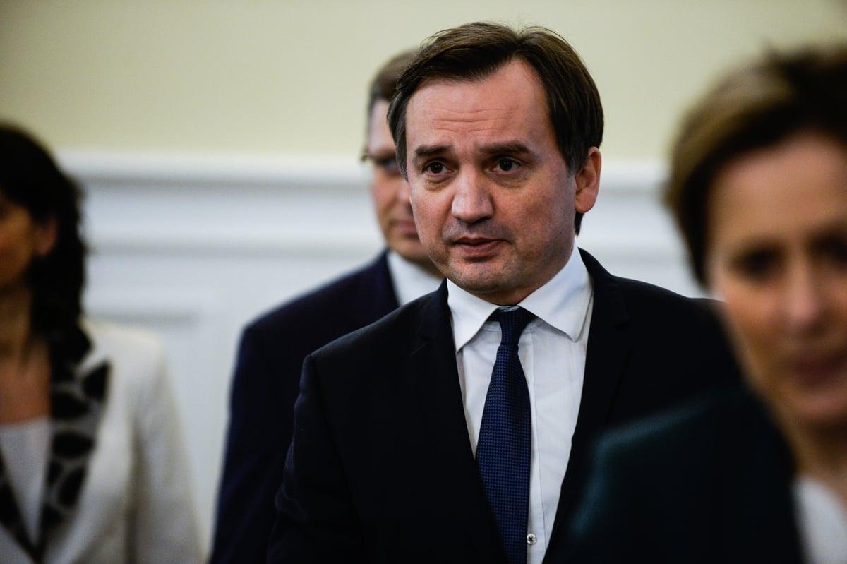 波蘭司法部長焦布羅(Zbigniew Ziobro)宣佈一份法案的草案,打擊面書、推特等社交媒體巨頭審查用戶言論。焦布羅資料照。(Omar Marques/Getty Images)
