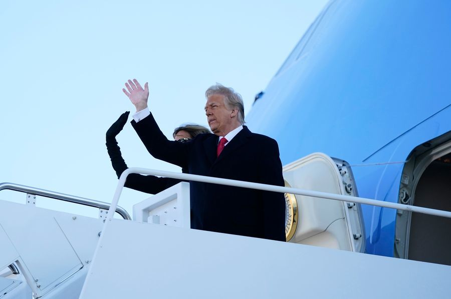 前美駐德國大使:特朗普想再次競選總統