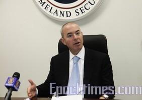拜登提名的國土安全部長拒承諾保留邊境牆