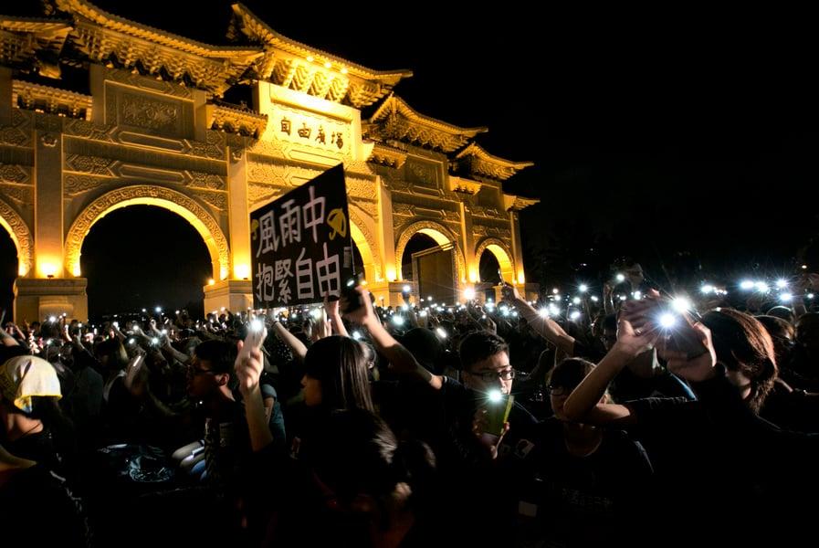 台外長投書美媒:中共企圖顛覆台民選政府