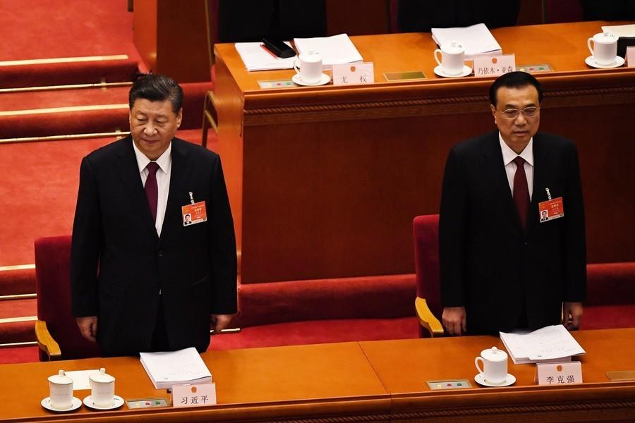中共軍費連年增長 今年預算比去年增6.8%
