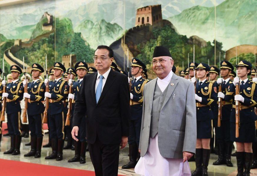 中共大使深度介入尼泊爾領導層之爭