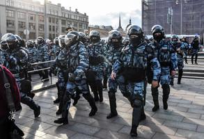 莫斯科數萬人集會籲自由選舉 八年來最大規模