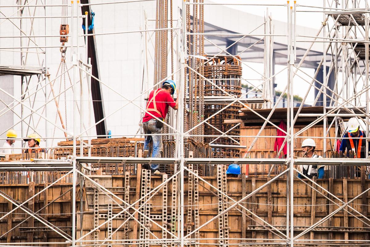 近日中美貿易戰突生狀況,中共出爾反爾,美國特朗普總統表示2000億中國商品的關稅將從10%提升到25%。圖為示意圖。(陳柏州/大紀元)