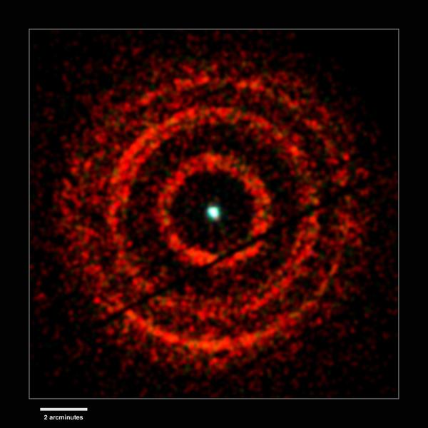 噴流極速搖擺 揭示黑洞周圍的扭曲時空
