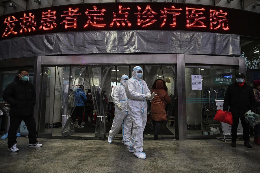 中共病毒1人感染14人 一文看懂超級傳播者