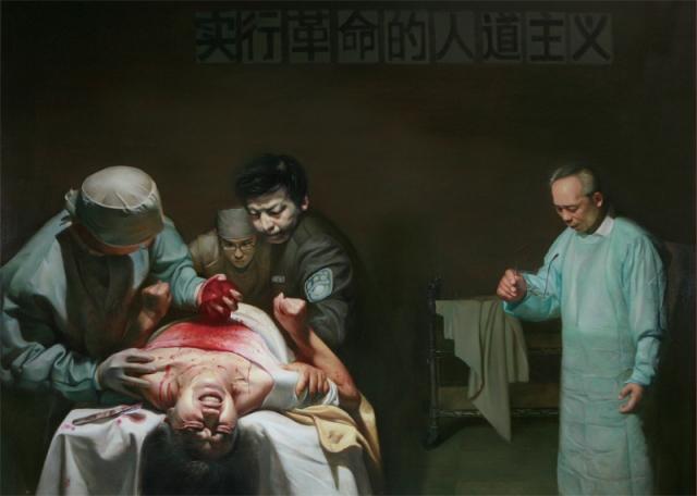 中共活摘器官是「這個星球上從未有過的邪惡」。(大紀元資料庫)