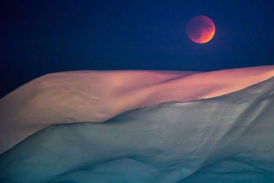 血月是甚麼徵兆 聖經預言怎麼說?