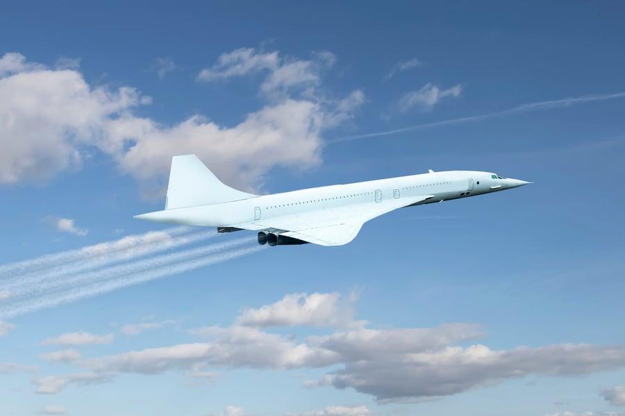 和諧式超音速飛機 除發動機還有哪些超強能力