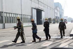 中國工廠艱難復工 民眾擔心被感染