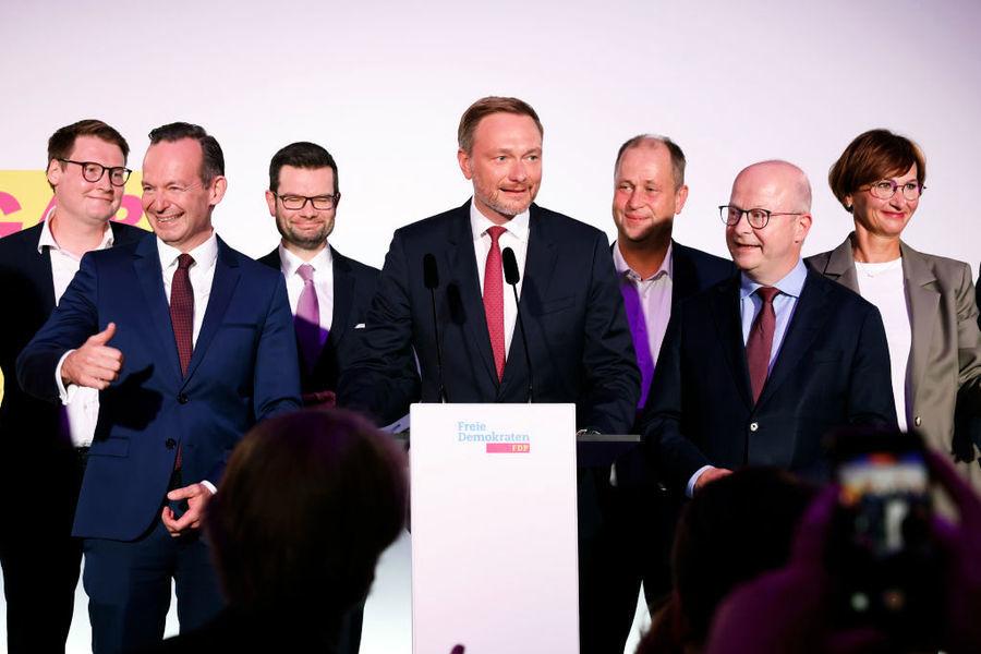 德國大選 自民黨在新政府組閣中扮演重要角色