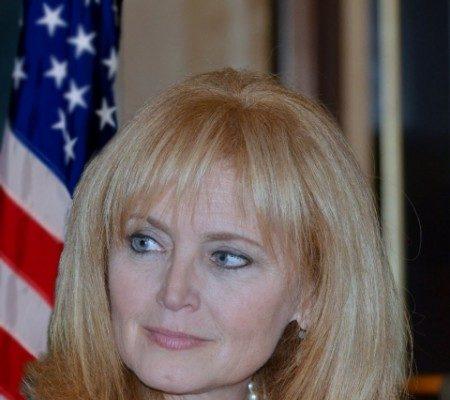 美國國際宗教自由委員會(USCIRF)前主席斯威特(Katrina Lantos Swett)。(美國政府圖片)