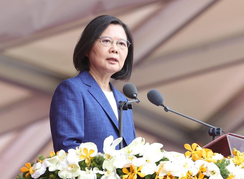 中共戰狼外交損害形象 台灣藉軟實力獲益