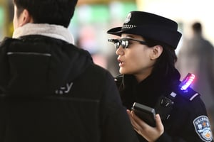 一個月50萬人被人臉掃瞄 中共監控升級曝光