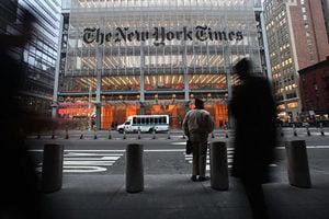 法輪功信息中心:紐時報道構成重大過失
