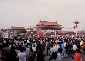 【8964】塵封的六四照片:1989年5月天安門