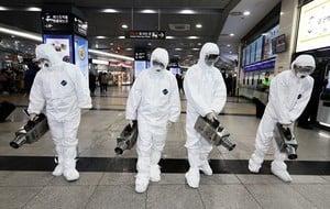 中共肺炎疫情升級 傳美將限制往來中國航班