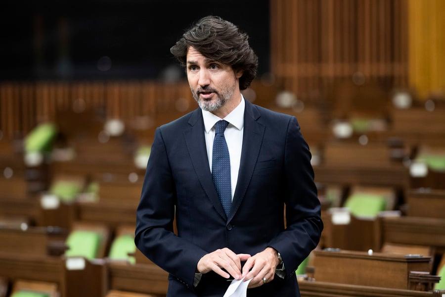 杜魯多政府將立法 承認法語為加拿大魁省官方語言