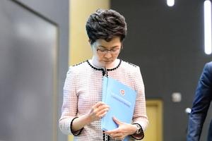 【新聞看點】中聯辦為23條造勢 林鄭揹鍋?
