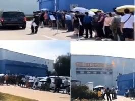 【影片】網傳美國駐華使館拍賣物品引揣測