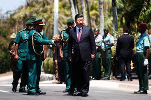 APEC峰會巴新登場 中共挺太平洋島國的背後