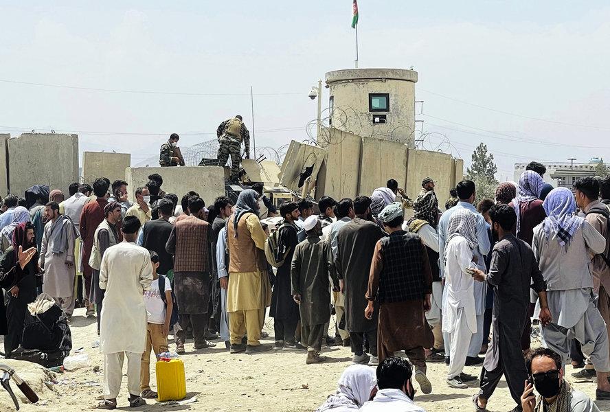 想藉阿富汗事件控制中亞 分析:中共惹上大麻煩