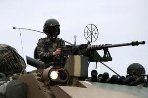 美韓舉行聯合軍演 以電腦模擬為主