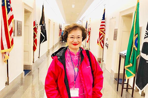 曾慧燕:我曾在世貿大樓專訪李洪志先生